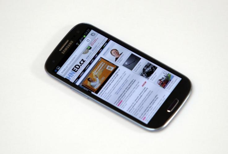 Test Samsungu Galaxy SIII: K dokonalosti chybí málo, něco dokonce přebývá