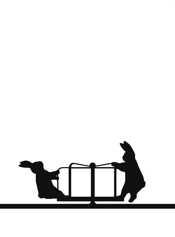Roundabout Rabbit by HAM