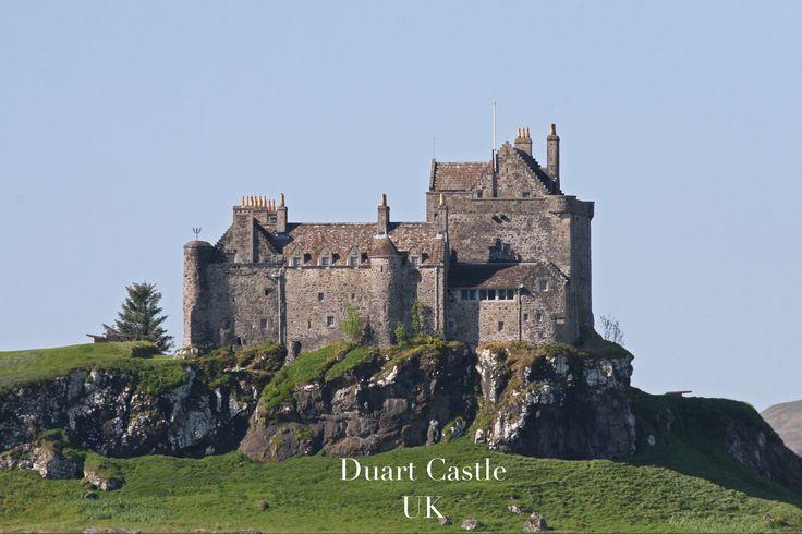 Duart Castle UK