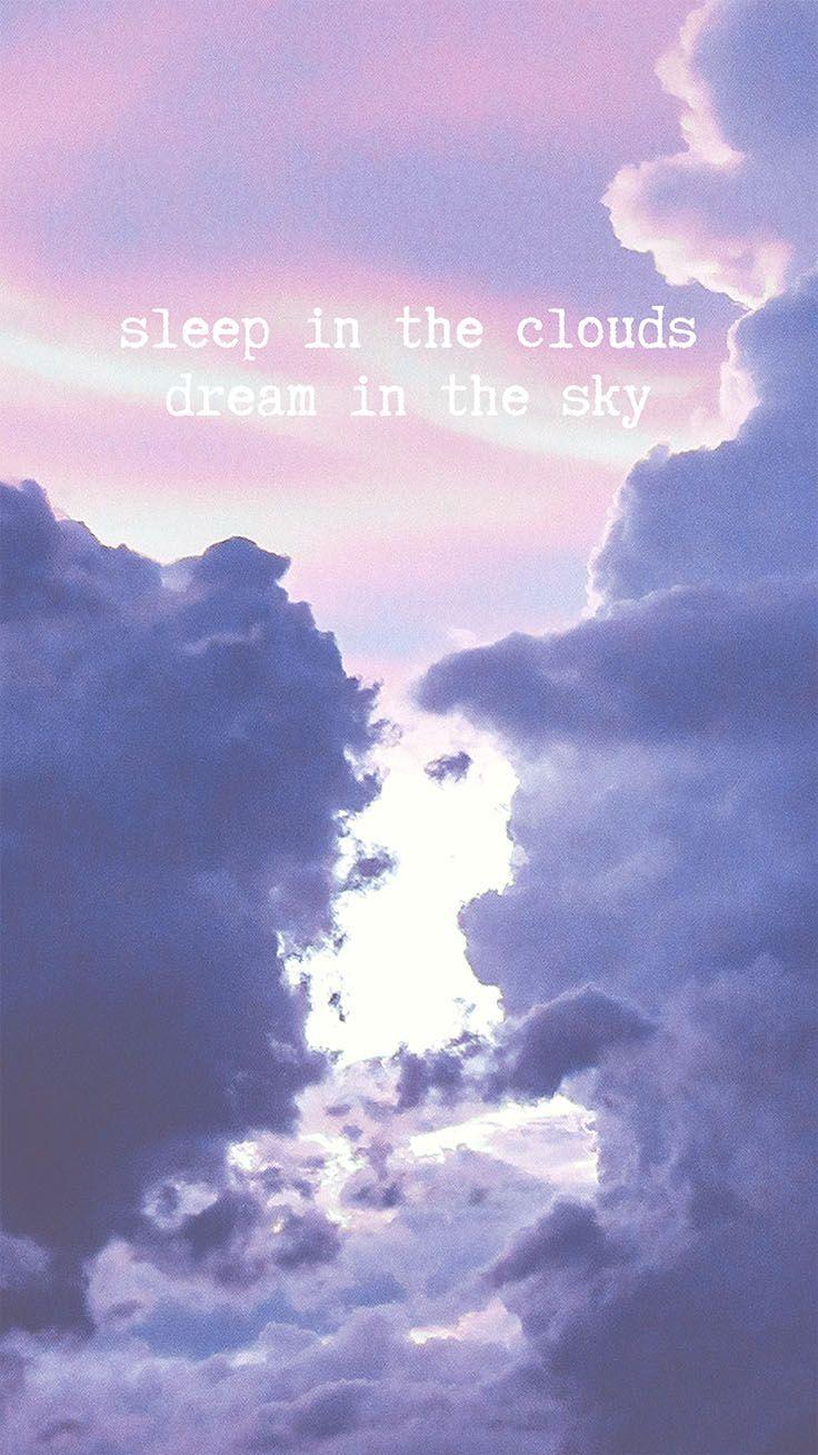 Phone Wallpaper Pastel Dreams Cloud