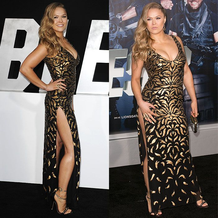Expendables 3 red dress boutique
