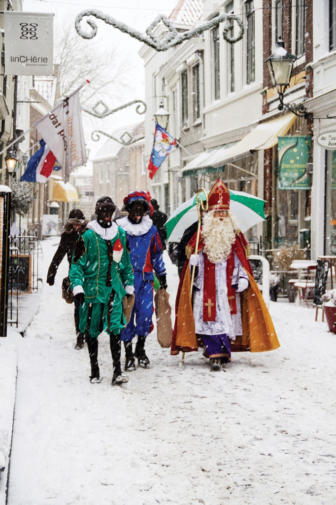 Even though he has his own holiday, for many people, Sinterklaas indicates that the Christmas period has well and truly begun in Holland. (Photo: Holland.com)