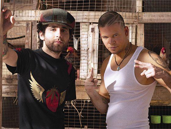 Gatopardo - Estilos - Música: Por una calle de doble sentido