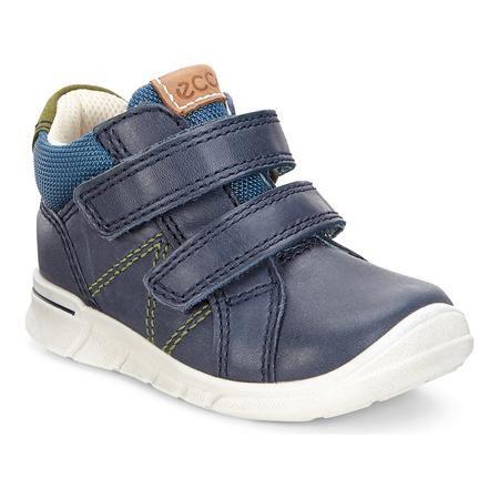 ECCO FIRST  — 3890р. ------------------------------------------- Модные и аккуратные ботинки для самых маленьких прекрасно подойдут ребенку только делающему свои первые шаги. Колодка сконструирована с учетом анатомических особенностей детских стоп, маленький вес ботиночек и использование натуральных материалов сделают комфортным каждый шаг вашего малыша!