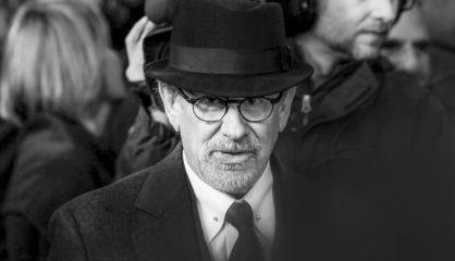 Spielberg, en el estreno de \'El puente de los espías\'.