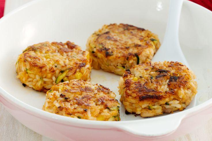 Tuna Rissoles Recipe - Taste.com.au