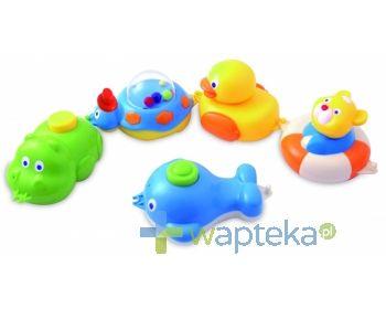 Urocze zabawki do kąpieli :))
