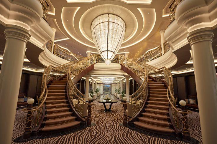 Regent Seven Seas: Atrium