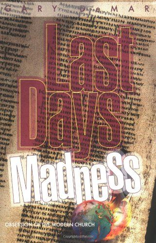 Last Days Madness: Obsession of the Modern Church:   Gary DeMar sheds light on the most difficult and studied prophetic passages, including Daniel 7:13-14; 9:24-27; Matt. 16:27-28; 24-25; Thess. 2; 2 Peter 3:3-13, and many more. DeMar identifies the Beast, the Antichrist, and the Man of Lawlessness and clears the haze regarding Armageddon, the abomination of desolation, the rebuilding of the temple, and the meaning of 666. This is the most thoroughly documented and comprehensive study ...