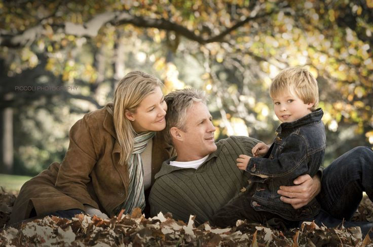 Autumn Family Portraits ‹ Piccoli Photography