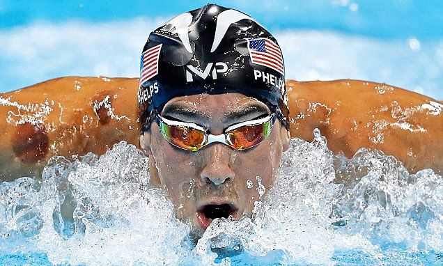 How Michael Phelps overcame his demons to become the greatest Olympian
