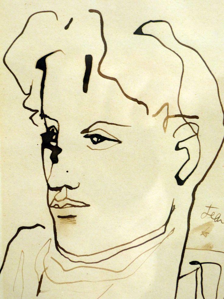 """Jean Cocteau """
