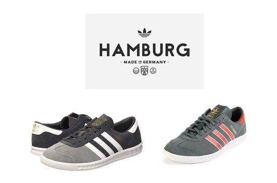 Zapatillas Adidas Hamburg baratas hasta 43% de descuento