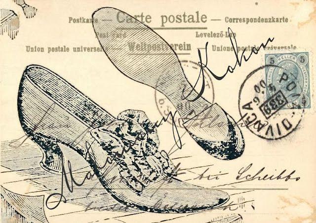 French Postal Card