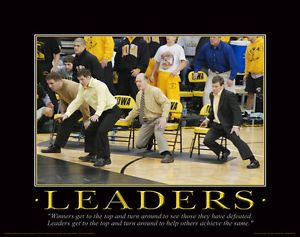 Iowa Hawkeyes Wrestling | Details about Iowa Hawkeye Wrestling Motivational Poster Art Dan Gable ...