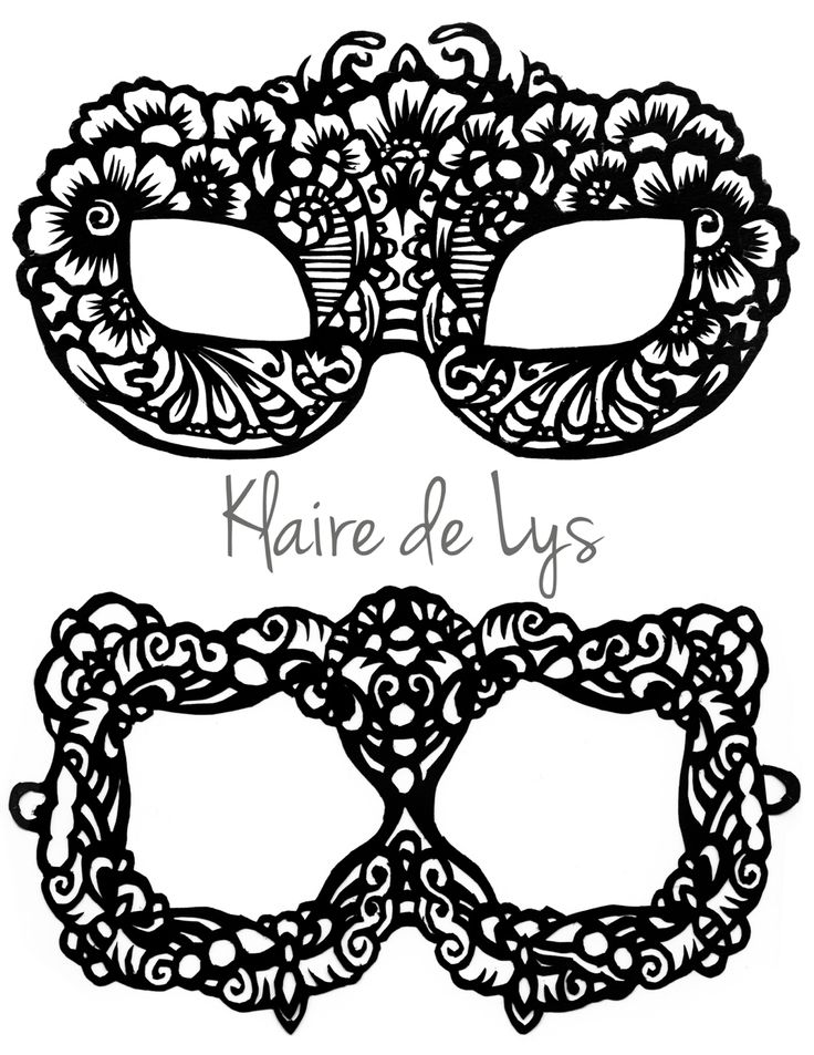The 25 best diy lace mask template ideas on pinterest diy lace masks for masquerade diy template yahoo image search results pronofoot35fo Gallery