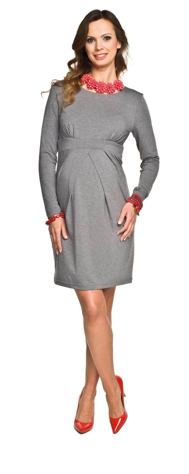 Těhotenské šaty Sesile :: Těhotenské šaty - Těhotenská móda