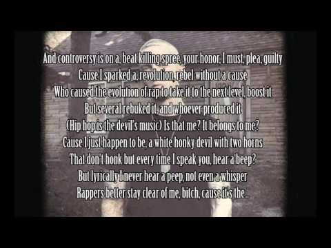 Eminem - Rhyme Or Reason + Lyrics (HD) NEW 2014