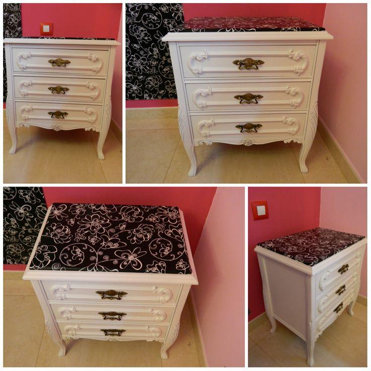 M s de 25 ideas incre bles sobre restaurar muebles for Muebles antiguos vintage