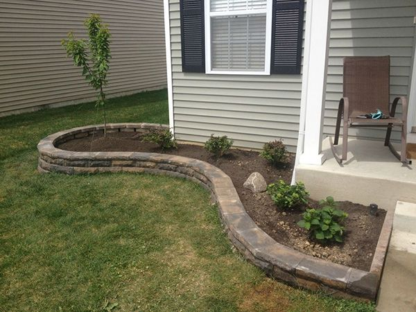 Best 25 simple landscaping ideas ideas on pinterest diy for Basic landscape design