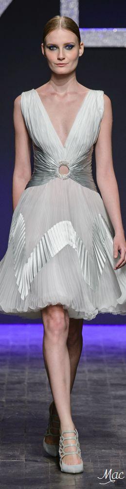 Fall 2016 Haute Couture - Renato Balestra