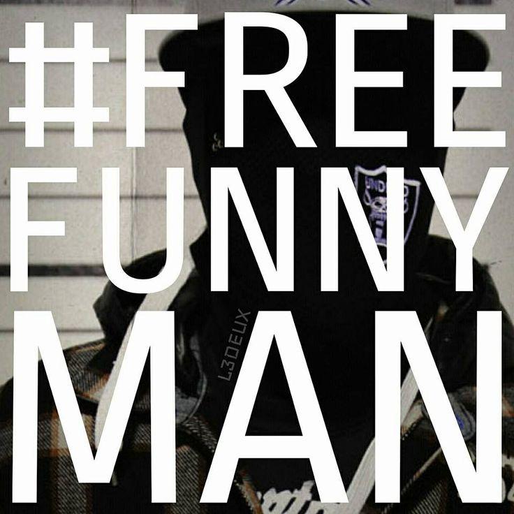 #freefunnyman