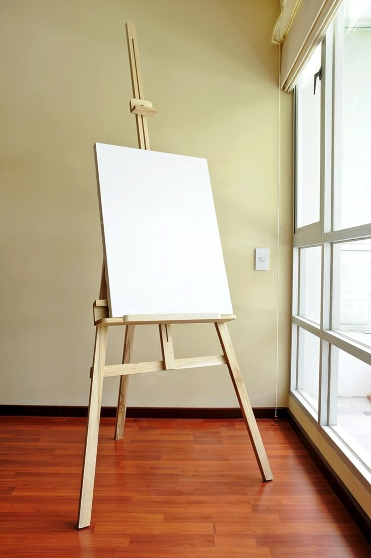 Home Artist Studio Workshop Art Easel Home Decor