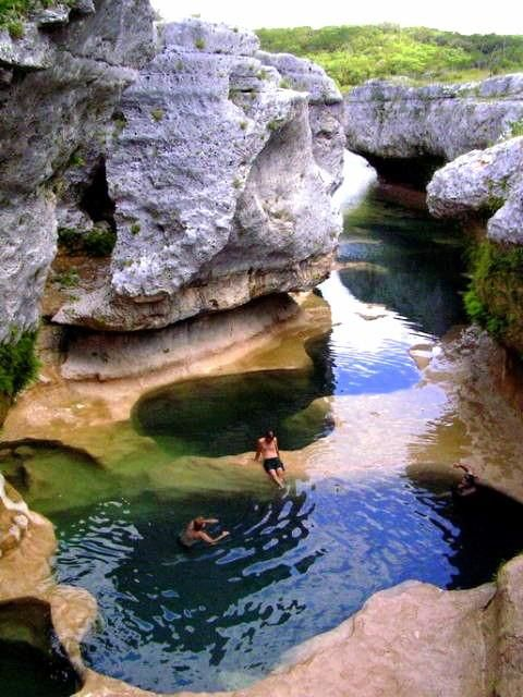 The Narrows - Austin, Texas