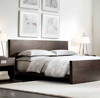 desmond floating platform bed