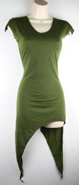 faerie dress..Wish is it was just a little longer.