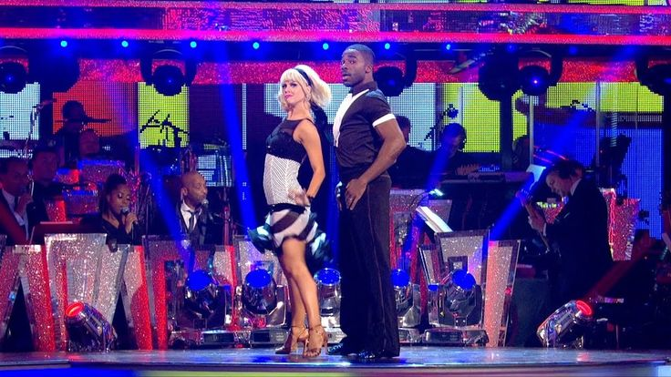 Ore Oduba and Joanne Clifton Jive to 'Runaway Baby' - Strictly Come Danc...