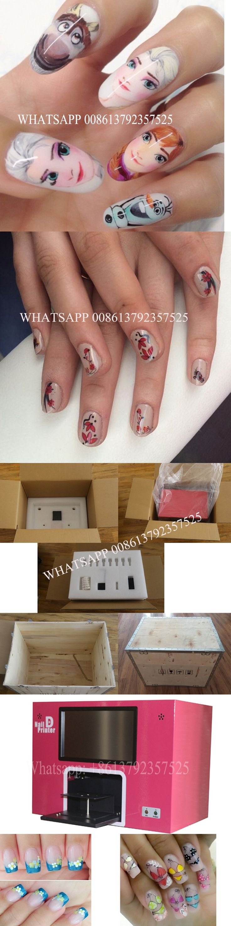 screen nail printer Five nails printer five nails printing a time