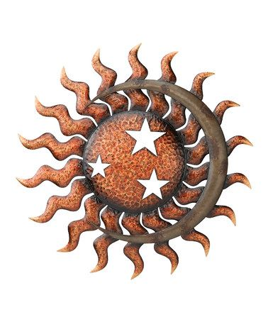Take A Look At This Celestial Sun Wall Art By Regal Art U0026 Gift On #