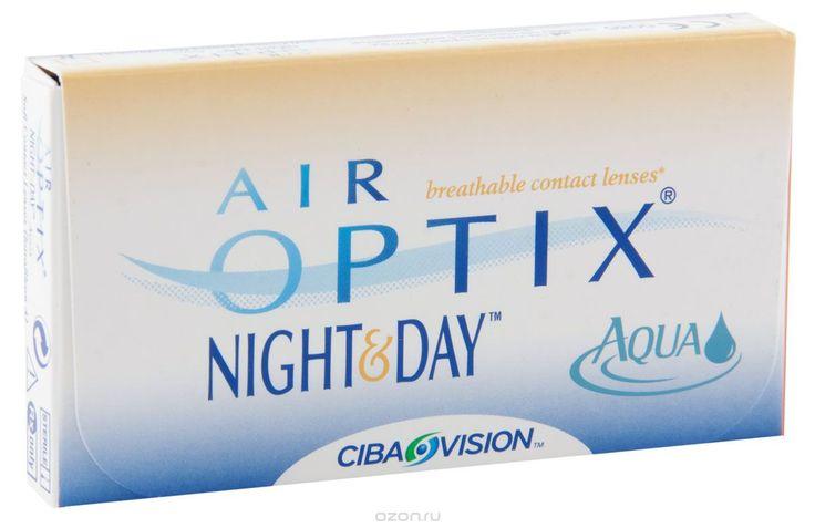 Alcon-CIBA Vision контактные линзы Air Optix Night & Day Aqua (3шт / 8.6 / +3.00)44422Само название линз Air Optix Night & Day Aqua говорит само за себя - это возможность использования одной пары линз 24 часа в сутки на протяжении целого месяца! Это уникальные линзы от мирового производителя Сiba Vision, не имеющие аналогов. Их неоспоримым преимуществом является отсутствие необходимости очищения и ухода за линзами. Линзы рассчитаны на непрерывный график ношения. Изготовлены из современного…