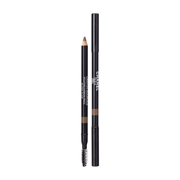 CRAYON SOURCILS SCULPTING EYEBROW PENCIL ❤ liked on Polyvore featuring beauty products, makeup, eye makeup, chanel, eyebrow, eyes, chanel eye makeup, chanel cosmetics, long wear makeup and eye pencil makeup