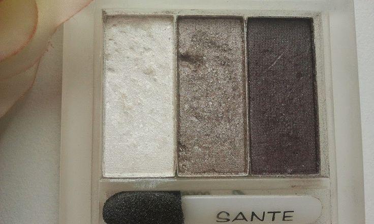 Sante-Naturkosmetik-Eyeshadow