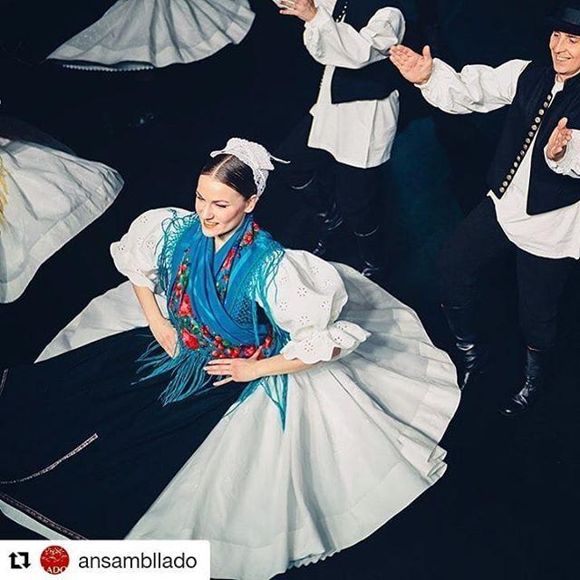 #Repost @ansambllado (@get_repost)  We are preparing completely new #choreographies for the  #danceseason2018  #Idejuregruti #croatiantraditionaldance #croatiantraditionalmusic  #performingarts #pjesma #tradicija #tradition #folklor #folklore #nationalcostume #croatiantradition #croatianbeauty #ladoensemble #ansamblLado #croatia #etno #dance #ples #ilovefolklore #narodnanosnja #livetodance #handmade #heritage #medjimurje photo by @petraslobodnjak