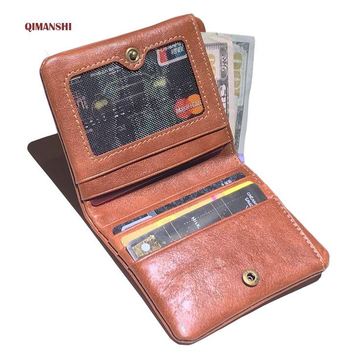 521 best Men\'s Wallets - Genuine Leather images on Pinterest ...