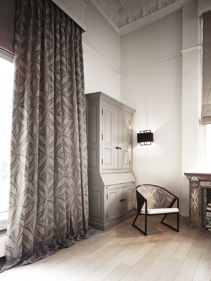 25 beste idee n over dekostoffe op pinterest plissee - Decoratie interieur corridor ingang ...