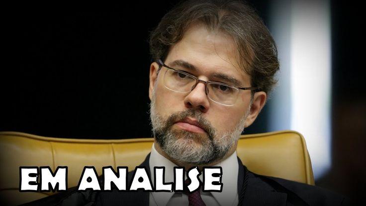Urgente! Janot pode suspender Dias Toffoli de investigações do STF