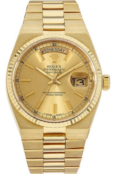 Pre-Owned Rolex Day-Date Quartz Circa 1979 (19018)