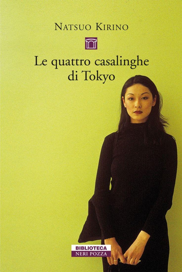 "Enza S. #CybookReads Out, by Natsuo Kirino (in italian ""Le quattro casalinghe di Tokyo"")"