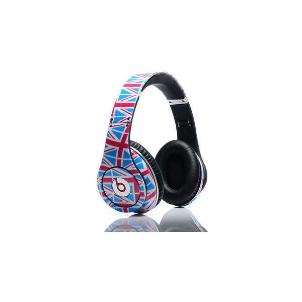 UK Olympic Athletes Told Not to Wear Beats Headphones ❤ liked on Polyvore