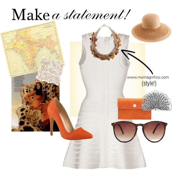 """""""Make a statement!"""" by mymagnifico.com on Polyvore"""