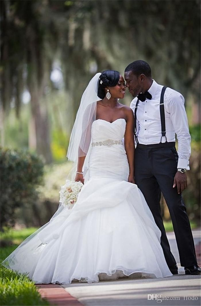 Black Couple Wedding Dress Conservative Mother Disapproves Of Black Wedding Dress Say Yes To The Dress Atlanta Melody Choate Has Her Heart Bruidsparen Bruiloft