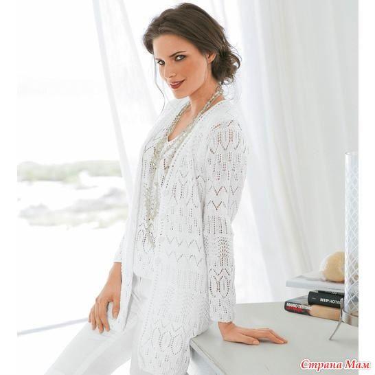Здравствуйте  Добро пожаловать на он-лайн по вязанию ажурной двойки спицами.  Опрос в Стране Мам: Ажурная двойка спицами. Опрос на он-лайн.
