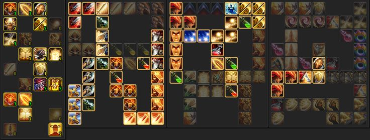 PVE Paladin builds (Holy tank and Physical DPS) - Paladin - Allods Online Forum