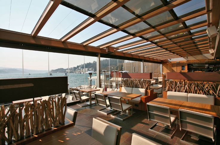 Retractable Roof - Hospitality