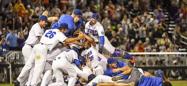 History is made: Florida Gators baseball wins its first national championship