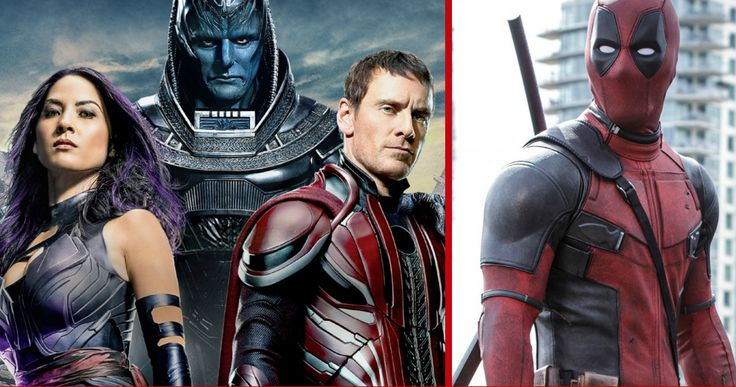 New 'Deadpool' & 'X-Men: Apocalypse' Trailers Coming in December -- Simon Kinberg confirms the first 'X-Men: Apocalypse' trailer is attached to 'Star Wars 7', while the new 'Deadpool' trailer also drops in December. -- http://movieweb.com/deadpool-x-men-apocalypse-trailer-premiere-december/